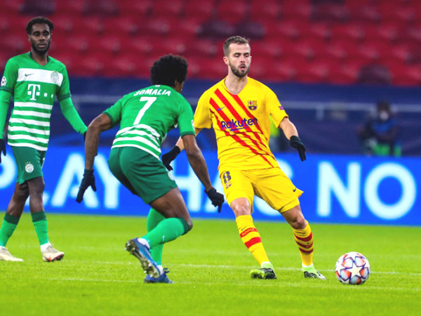 Ferencvaros - Barcelona: 3 goals quickly, firmly to the first position (C1 Cup result)