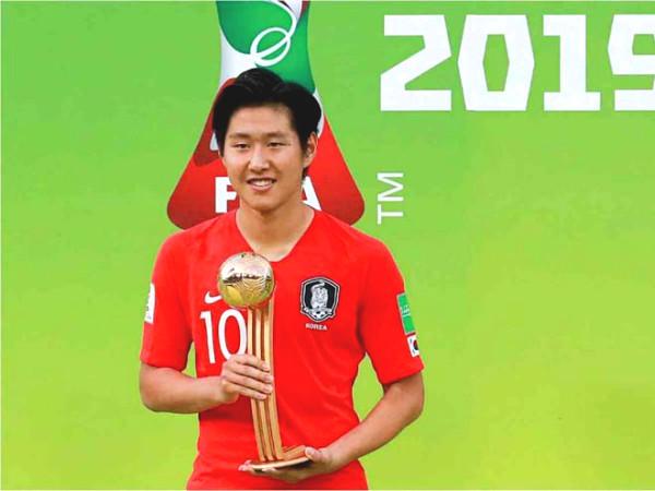 "Latest news Football 7/12: Man City aimed for ""New Son Heung Min"""