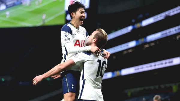 Tottenham is No. 1 at Premier League: English press praised Son - Kane as Best of Europe