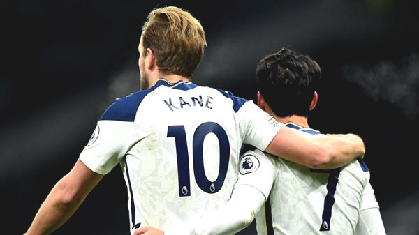 Kane & Son Heung Min Pair is the second most dangerous in Premier League, how many goals to become number 1?
