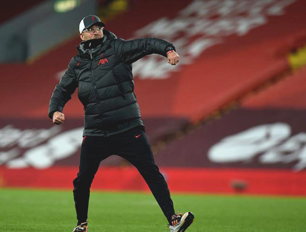 Liverpool was unexpectedly good at defense after losing Van Dijk: losing only 6 goals in 11 matches