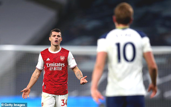 "Losing to Tottenham, Arsenal team is in chaos: The ""helpless"" coach"