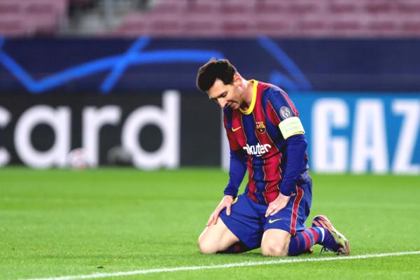 Ronaldo sublimation awesome made Messi overshadow