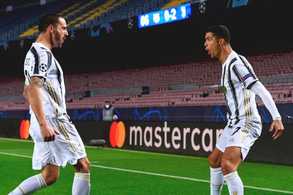 Ronaldo sublimation awesome made Messi overshadow: Touching the scoring landmark
