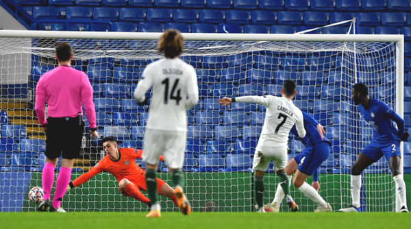 Chelsea - Krasnodar: Initial shock, a penalty for rescue (Champions League football results)