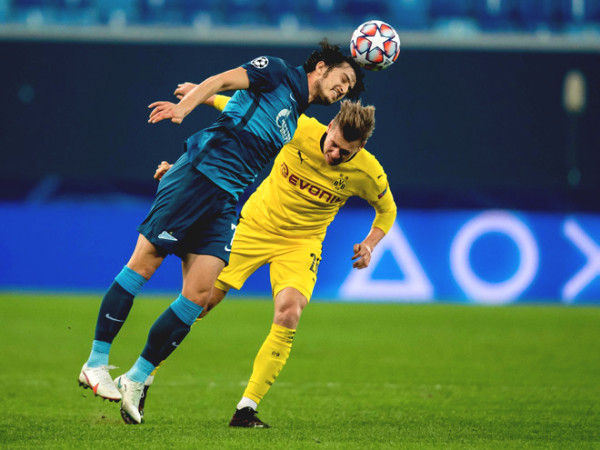 Zenit - Dortmund: Unexpectedly lost goal, 2 saviors (Champions League result)