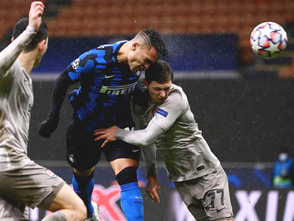 Inter Milan - Shakhtar Donetsk: Champions League Result