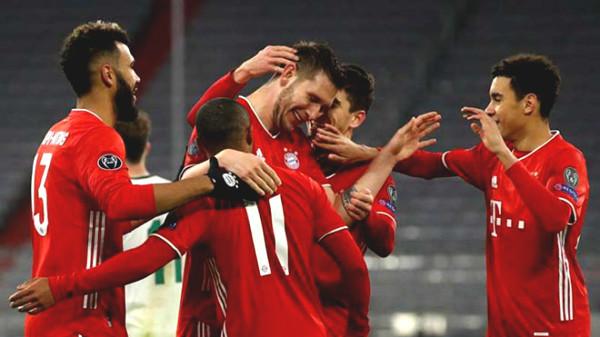 Bayern Munich - Lokomotiv Moscow: Booming at second half (Champions League result)