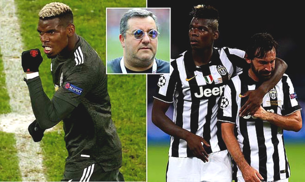 Pogba had an emergency meeting with Solskjaer about the future: Leaving in January, which club will he go to?
