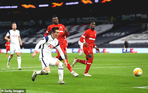 Tottenham - Antwerp: Bale shows off the value, 2nd Half Sublimation (Europa League results)