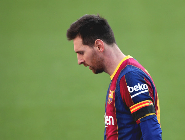 Latest news Football in December 11: Barcelona player against Messi