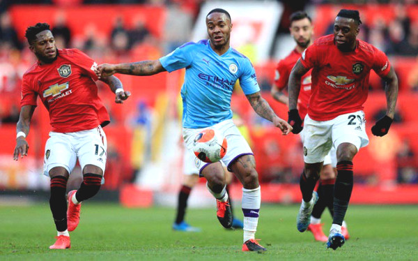 Hot Manchester Derby: Do MU - Man City still dream of champion or only top 4?