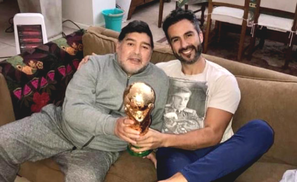 Police act unexpectedly in the investigation of Maradona's death