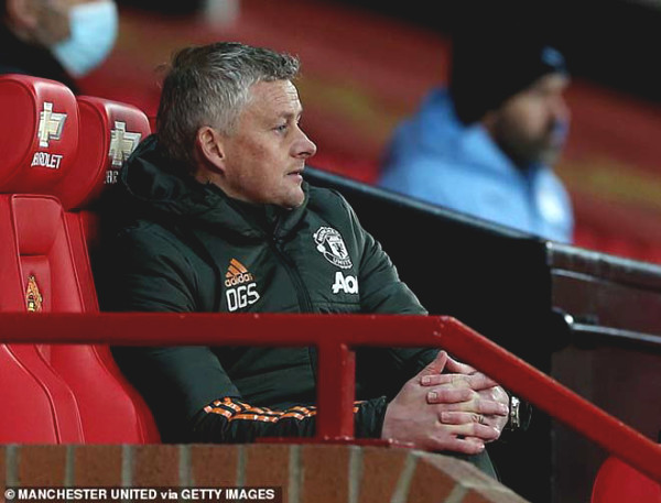 MU 4 matches without defeating Big 6: Solskjaer is out of magic