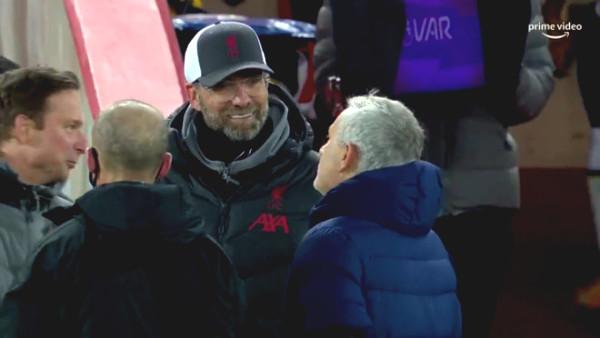 Tottenham lost bitterly to Liverpool: Mourinho mocked Klopp