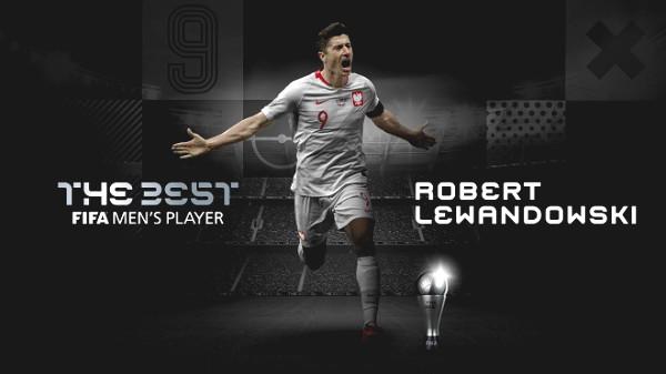 FIFA The BEST 2020 Award Ceremony: Lewandowski defeated Ronaldo - Messi, to the top of the world