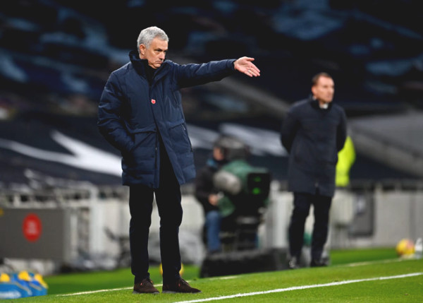 Tottenham lost to Leicester, Coach Mourinho did not admit good kick opponents