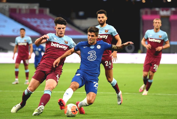 RECOMMENDED Football Chelsea - West Ham : Hot London Derby