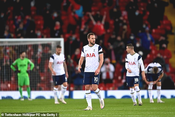 Tottenham - Mourinho falls, the MU legend claimed they are as weak as the old times