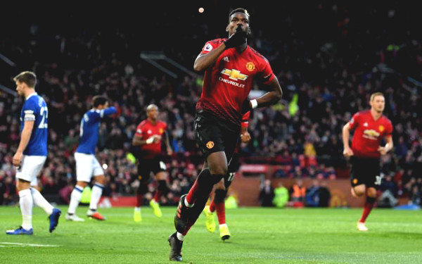 "Everton - MU Football Comment: Waiting for Cavani - Pogba, ""Red Devils"" dreams"
