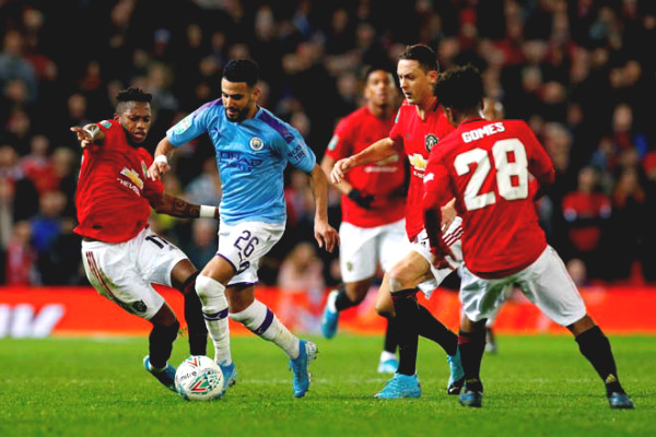 Mu will meet City at League Cup: Solskjaer is afraid of the curse, loses 6 trophies