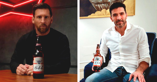 """Latest Football news on December 25: 160 """"Victims"""" of Messi are given beer for free"""