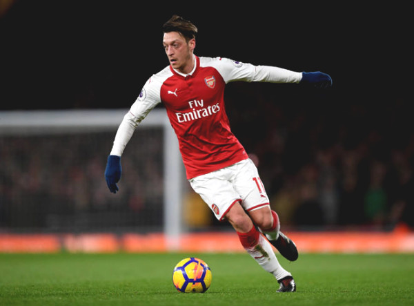 Latest Football news on 28/12: Ozil asked Juventus to support Ronaldo