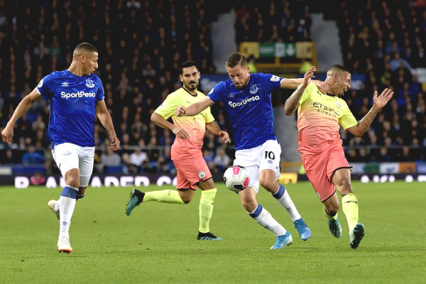 """Everton - Man City: Receiving sublimation, """"Attack"""" at Top 4"""