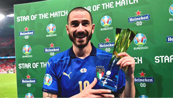 Italia defeated England, became champion of Euro 2020: Who shined the most in the final?