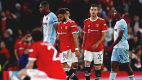Ole Gunnar Solskjaer  confounded by Manchester United's slow starts aft League Cup exit