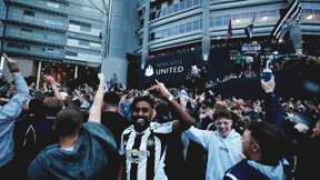 Newcastle fans dreaming big after Saudi-led putsch disdain rights fears