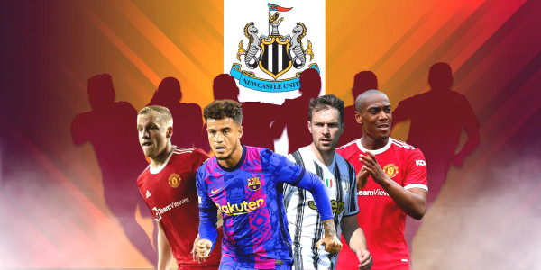 Top 10 players Newcastle United can sign next mollify