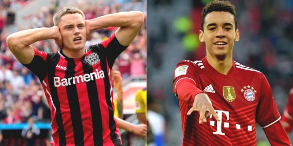 Analysis: Why Jamal Musiala and Florian Wirtz are the next big affair in Bundesliga