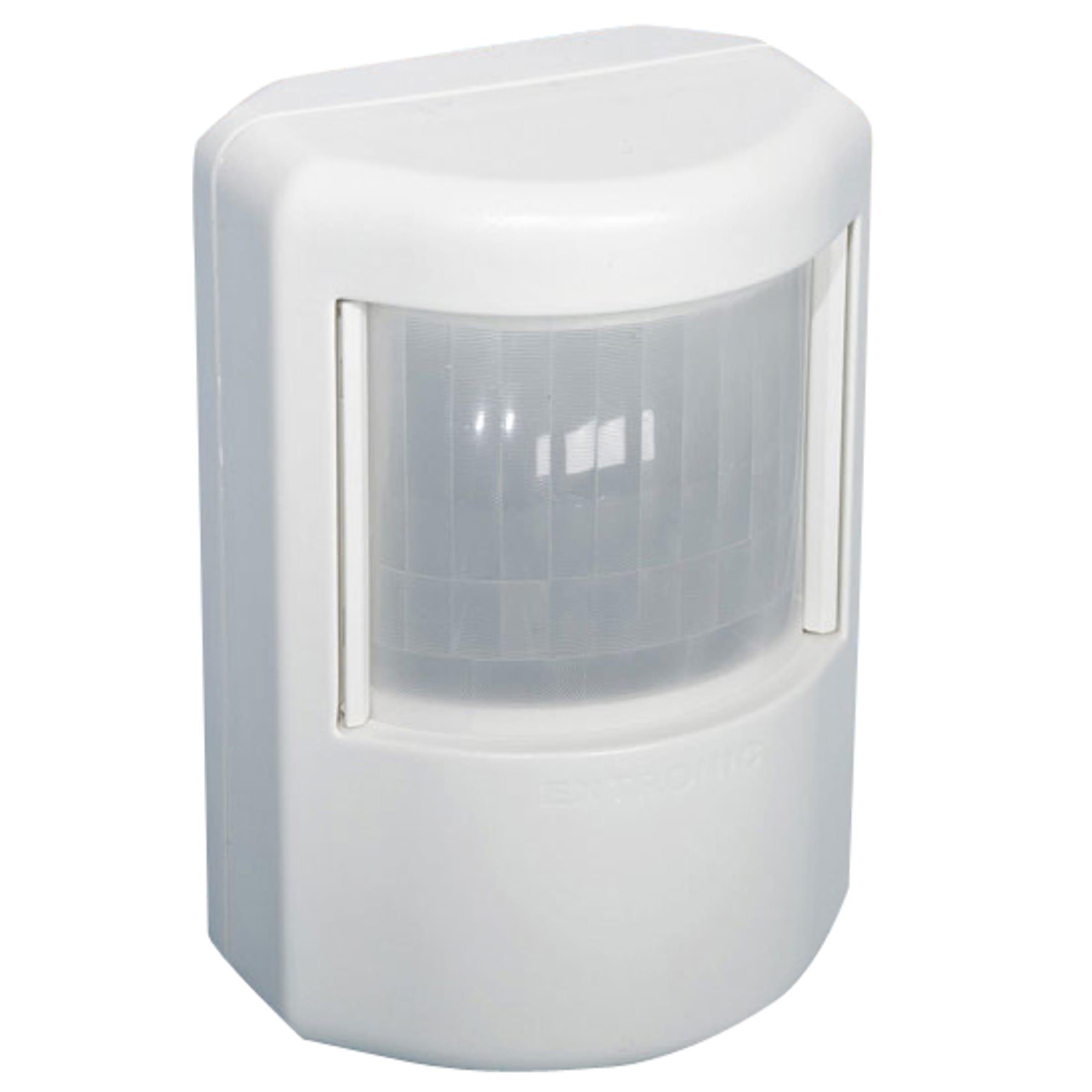 PIR 12V White, with sensor