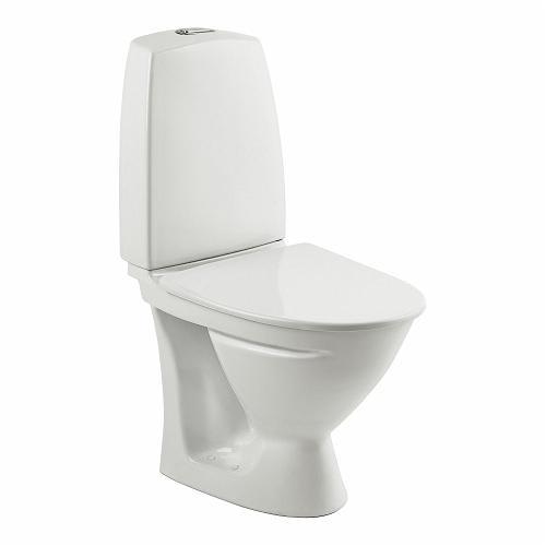 Avanceret Køb Ifö Sign toilet kort model med P-lås og rengøringsvenlig MT86