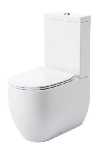 Lavabo Flo gulvstående toalett - 600x360 mm