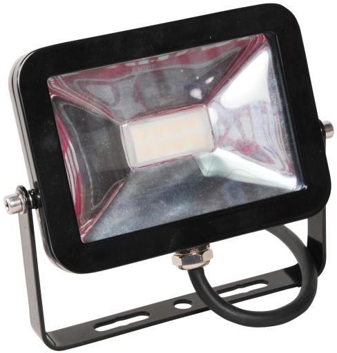 Wexim Ispot Arbeidslampe LED 50W/4000K (250W), Sort
