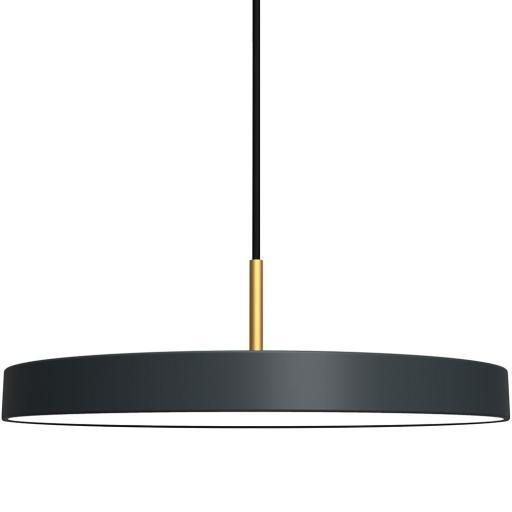 UMAGE Asteria Pendel LED, Antrasitt