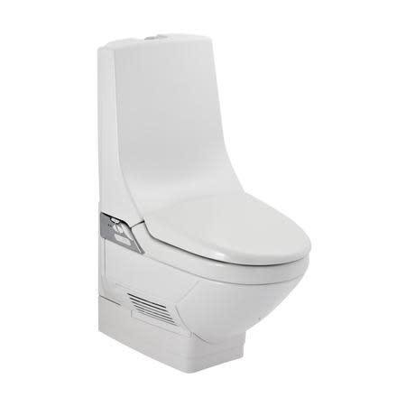Geberit AquaClean 8000plus gulvstående Douchetoilet med sæte, Hvid
