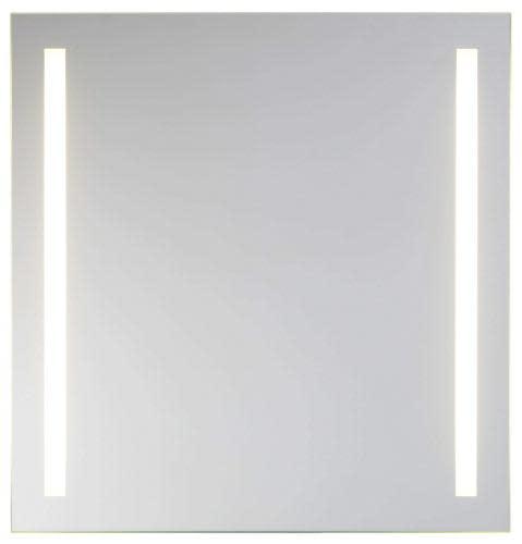 Ifø Option speil 90x64cm med belysning OSB 90