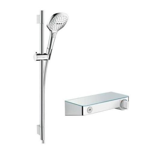 Hansgrohe Raindance Select E 120 Dusjsett m/ShowerTablet termostat 65 cm, Krom