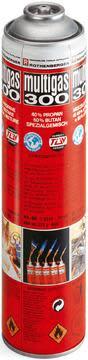 Rothenberg propangass til Rofire Loddeapparat - 600 ml