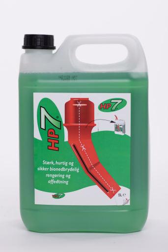TEC7 HP7 Avfetting, 5 liter