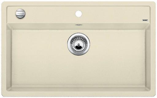 Blanco Dalago 8 MX Kjøkkenvask 81,5x51 cm, m/kurvventil, Silgranit Jasmin