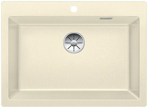 Blanco Pleon 8 UXI Kjøkkenvask 70x51 cm m/InFino Kurvventil, Silgranit Jasmin