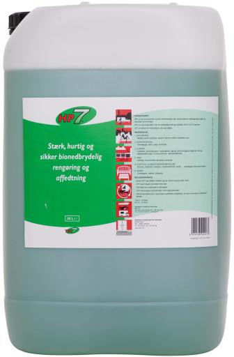 TEC7 HP7 Avfetting, 25 liter