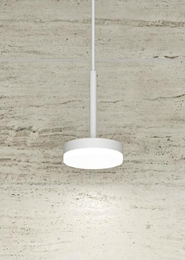 Dansani Jupiter Pendel LED 5,1W, Ø80mm, Krom