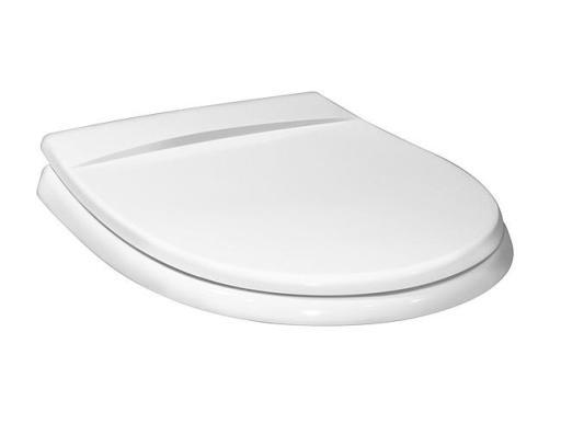 Gustavsberg Nordic 300-serien toalettsete, Hvit