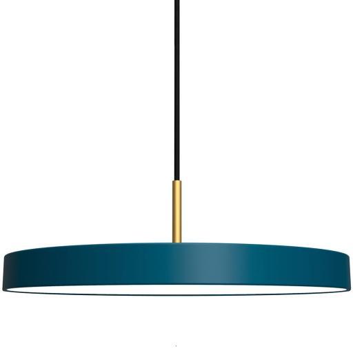 UMAGE Asteria Pendel LED, Petrol