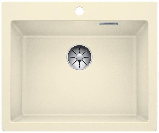 Blanco Pleon 6 UXI Kjøkkenvask 61,50x51 cm m/InFino Kurvventil, Silgranit Jasmin
